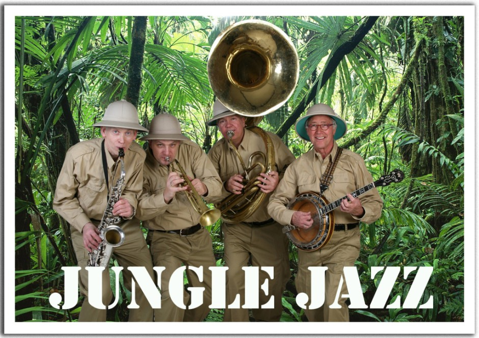 Jungle Jazz Dixieband